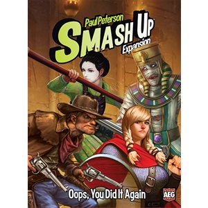 Smash Up: Expansion - Oops You Did It Again ^ Sep