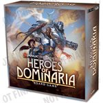 Magic the Gathering: Heroes of Dominaria Board Game Premium Edition ^ Dec 5, 2018