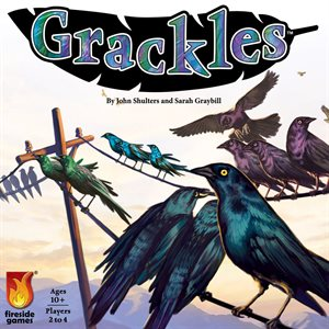 Grackles ^ Aug