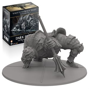 Dark Souls: The Board Game: Wave 2: Vordt of the Boreal Valley ^ Sep 21