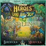 Heroes of Land Air and Sea - Expansion Pestilence (no amazon sales) ^ May 1 2019