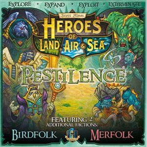Heroes of Land Sea and Air - Expansion Pestilence ^ Feb