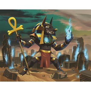 King of Tokyo: Anubis Monster Pack ^ Q4