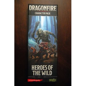 Dungeons & Dragons DragonFire Heroes of the Wild ^ Aug