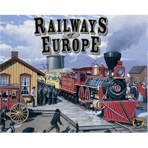 Railways of the World: Expansion - Europe