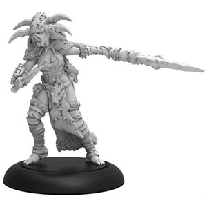 Circle: Tharn Blood Shaman (resin) ^ Jan 18, 2019