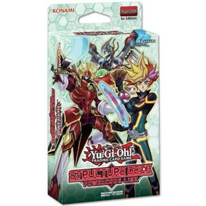Yugioh Structure Deck: Powercode Link ^ Aug 10