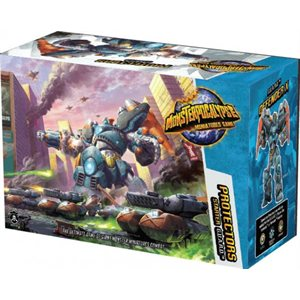 Monsterpocalypse: Starter - Protectors ^ Sep