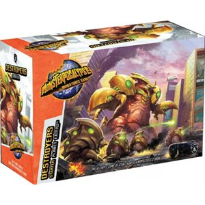 Monsterpocalypse: Starter - Destroyers ^ Sep