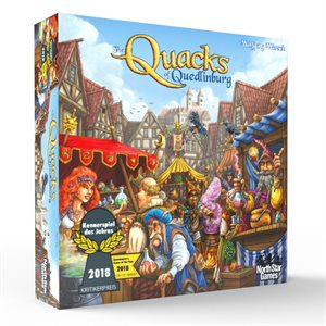 Quacks of Quedlinburg ^ Nov 15