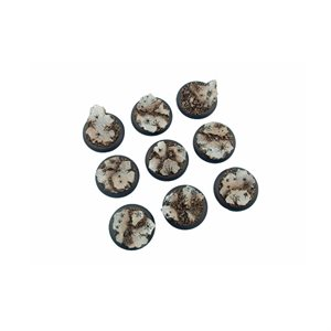 Bases: Ruins, Round Lipped 30mm (5)