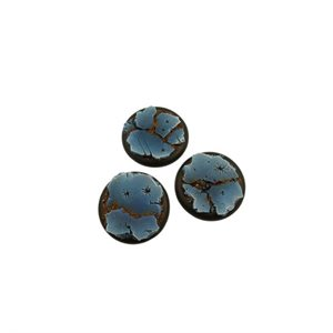 Bases: Ruins, Round Lipped 50mm (1)