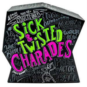 Sick & Twisted Charades