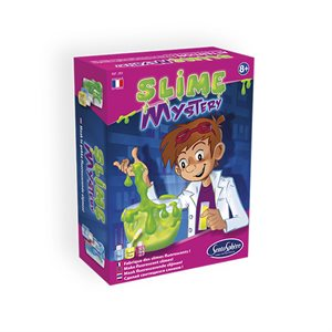 Scientific Kit Slime Mystery