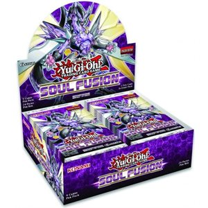 Yugioh: Soul Fusion Booster ^ Oct 19