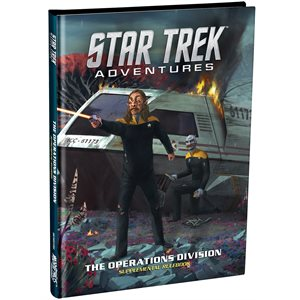 Star Trek Adventures: The Operations Division (BOOK) ^ Nov 6
