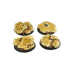 Bases: Temple, Round Lipped 50mm (1)