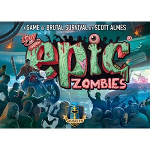 Tiny Epic Zombies (no amazon sales) ^ Oct 12