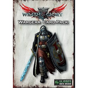 Warhammer 40K: Wrath & Glory Wargear Card Pack (55-Card Deck)