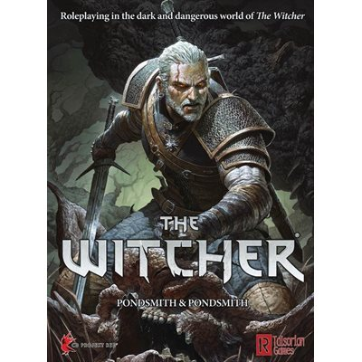 The Witcher RPG (BOOK)